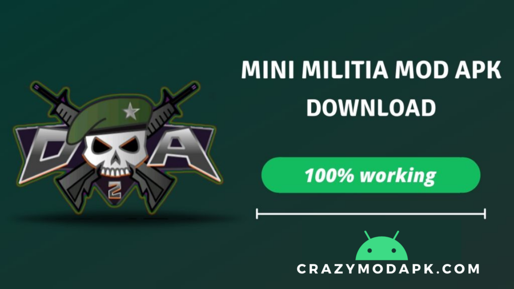 download mini milita mod apk