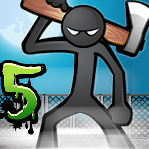 Anger Of Stick 5 Zombie Mod APK [Unlimited Money] 2020