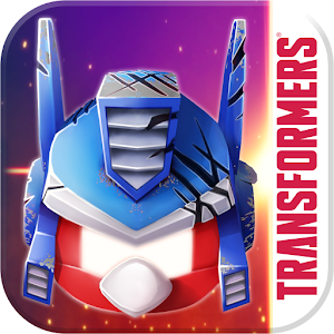 Angry Birds Transformers MOD APK v2.2.3 (Extra Power, Unlimited Coins/Gems)