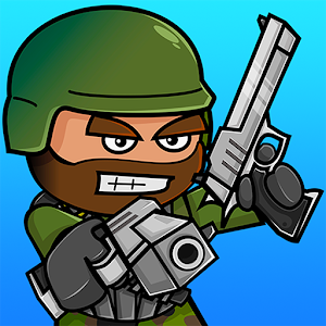 Mini Militia Mod Apk (v5.1.0) Download 2021 [Unlimited Everything]