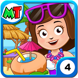 Download My Town: Beach Picnic MOD APK 2.18 (Paid for free) 2020