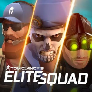 Tom Clancy's Elite Squad MOD APK 1.1.2 Download for Android icon