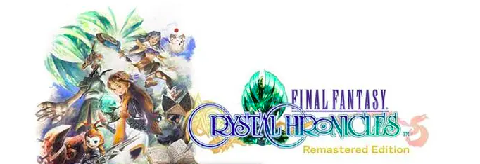 Final Fantasy Crystal Chronicles Remastered Edition Apk