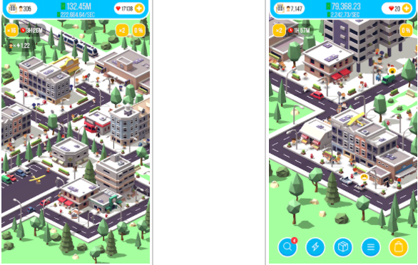 Idle Island – City Building Tycoon 1.10 Mod Apk Download