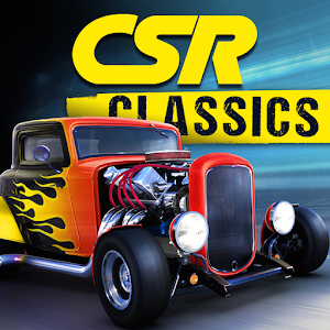 CSR Classics 3.0.3 (MOD Unlimited Money)