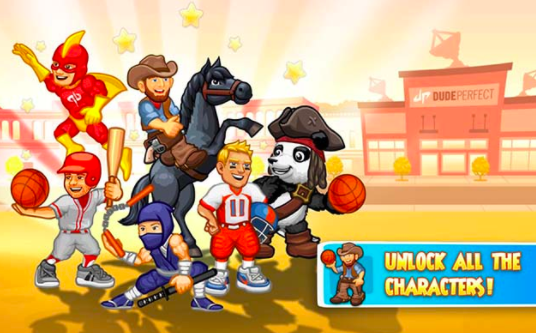 Dude Perfect 2 MOD APK Download
