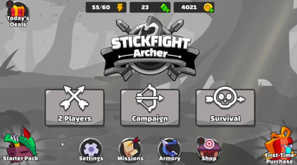 Stickfight Archer MOD APK Download