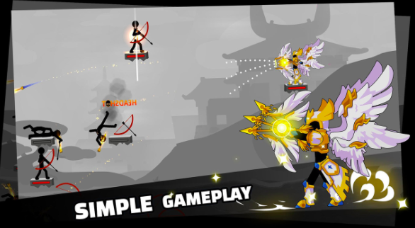 Stickfight Archer MOD APK