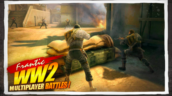 Brothers in Arms 3 MOD APK Download