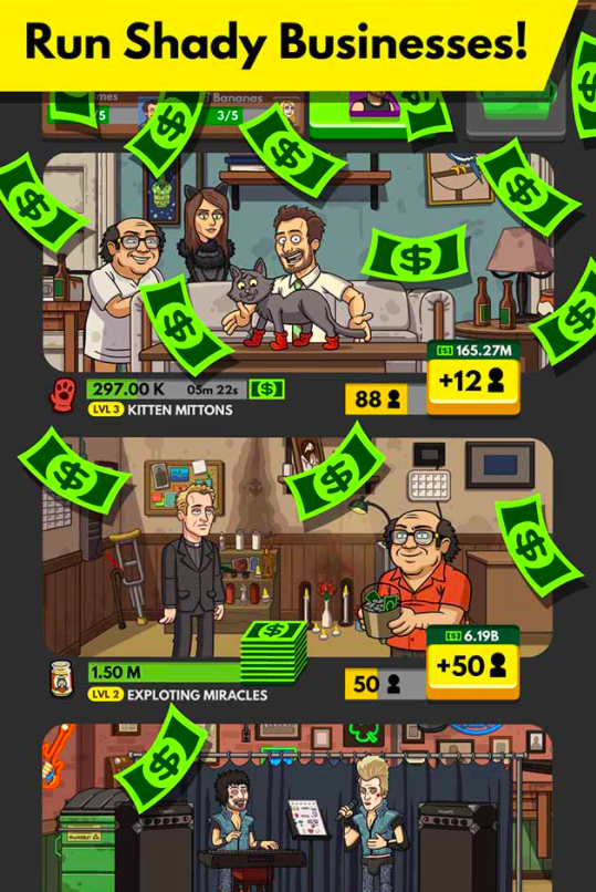 The Gang Goes Mobile APK Download