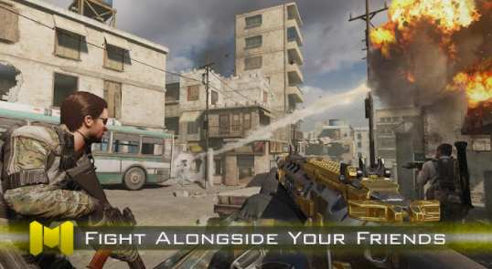 image of Call of Duty Mobile Mod Apk