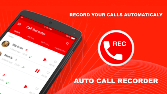 Automatic Call Recorder MOD APK