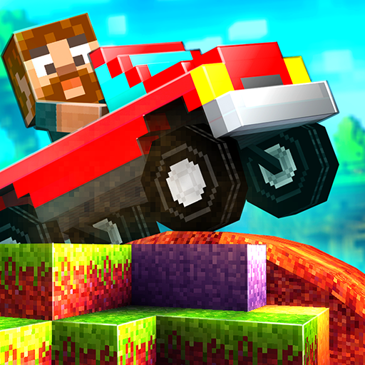 Blocky Roads MOD APK Download 1.3.7 (Unlimited money)