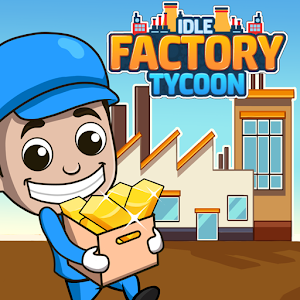 Idle Factory Tycoon MOD APK Download 2.3.0 (Unlimited Money)