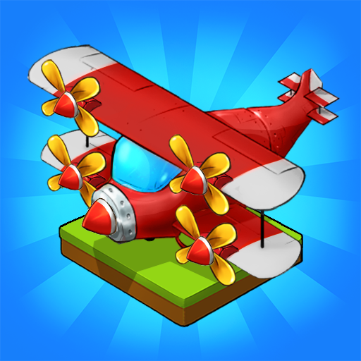Merge Plane MOD APK Download 1.19.2 (Unlimited Money)