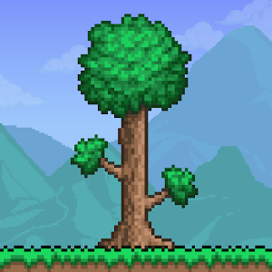 Terraria MOD APK Download 1.3.0.7.9 (Unlimited Items) icon