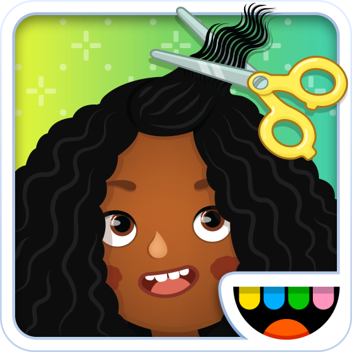 Toca Hair Salon 3 MOD APK Download v1.2.3 (Paid for free) icon