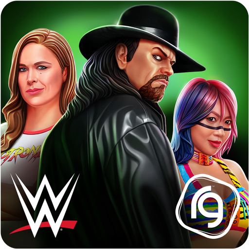 WWE Mayhem MOD APK v1.37.786 Download For Android